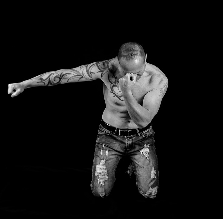 Tatuaggi per uomini muscolosi